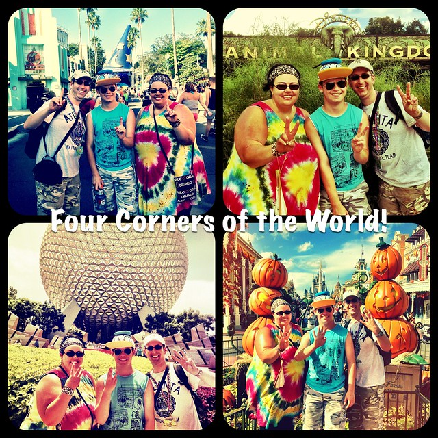 Day 21: Four Corners of the World! Part 3 | Back To The Magic 2013