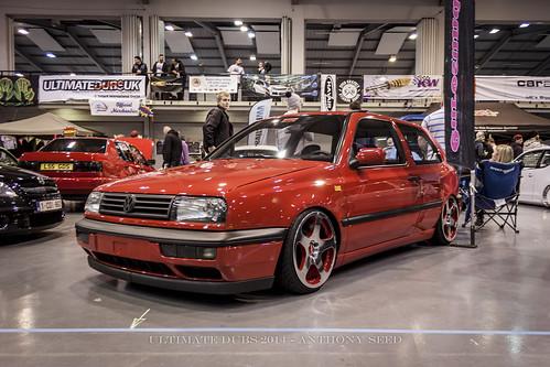 UD Indoors - VW Golf