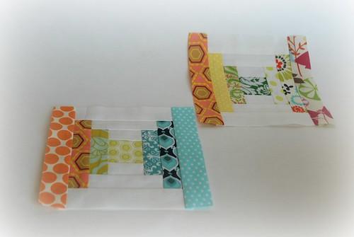 Quilt swap: Suzanne squares