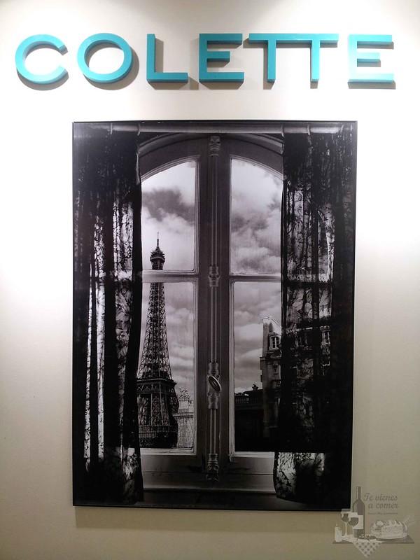 Colette Paris en Sevilla