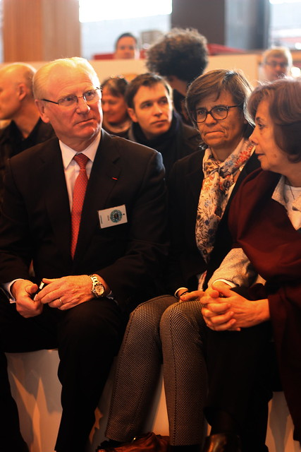 Alain Kouck, Sylvie Marcé - Salon du Livre 2014