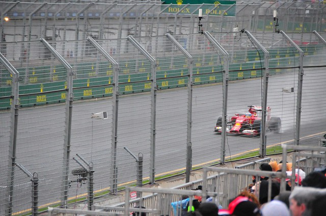 Alonso Wet Qualifying