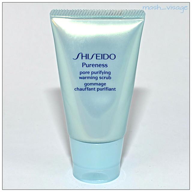 Shiseido Pureness Scrub