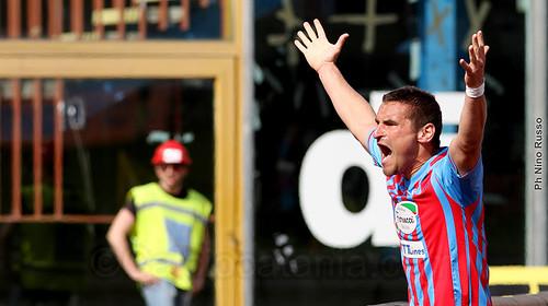 "Bergessio, il re dei ""bomber"" etnei in Serie A$"