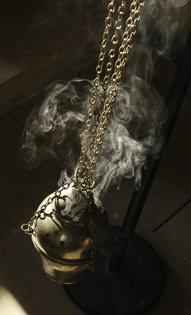 Let my Prayer Rise like Incense