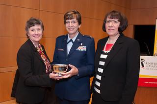 Distinguished Alumni Award photo