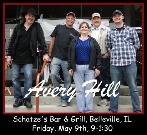 Avery Hill 5-9-14