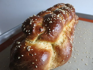 Challah (Cook's Illustrated)