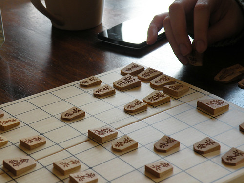 Vancouver Shogi Club at Moii Cafe / バンクーバー将棋クラブ