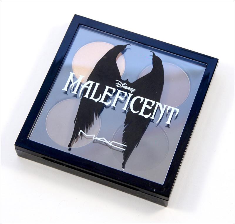 MAC Maleficent quad