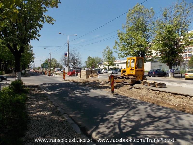 Traseul 102, etapa I: Bucla Nord ( Sp. Județean ) - Intersecție Republicii - Pagina 2 14009554626_79e79cf54e_c