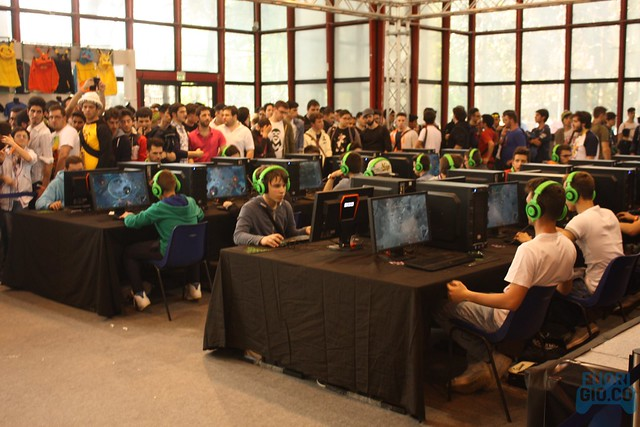 Napoli Gamecon 2014