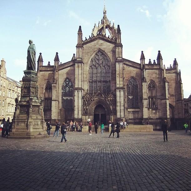 Edinburgh budjetilla blogi