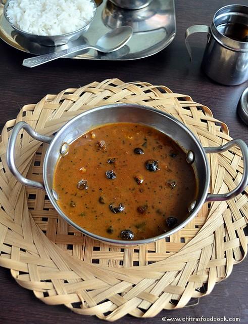 Sundakkai vathal kuzhambu recipe