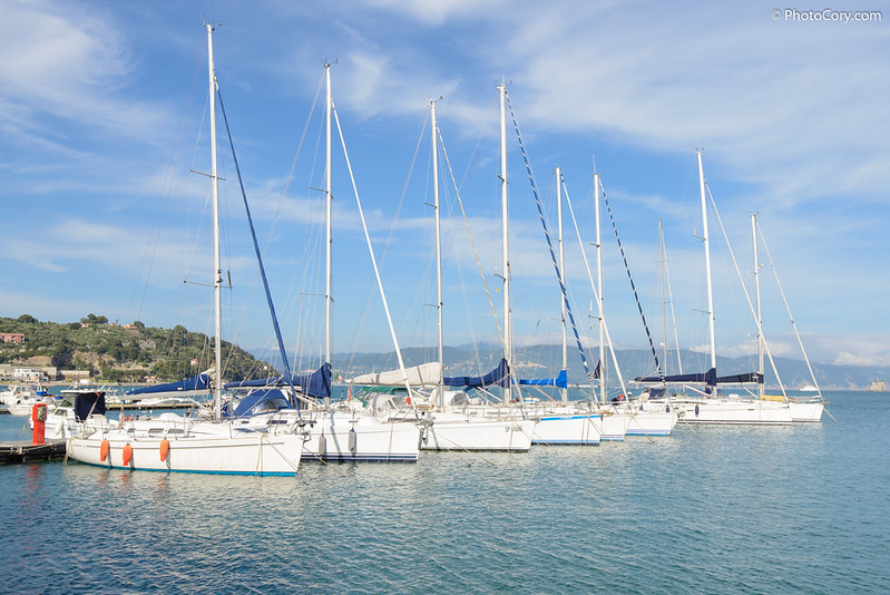Porto Venere - Boats
