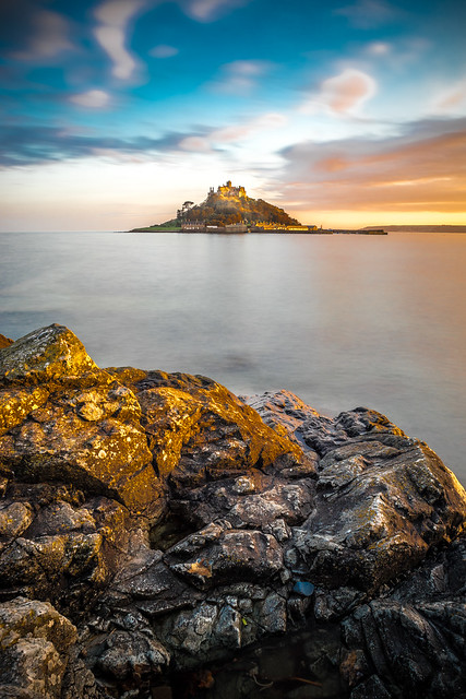 Saint Michael's mount, Marazion, Cornwall, United Kingdom