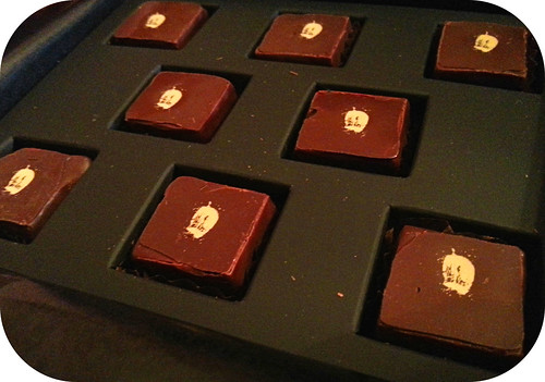Demarquette Royal Merina Chocolates