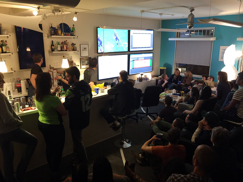 2015 Superbowl party 3