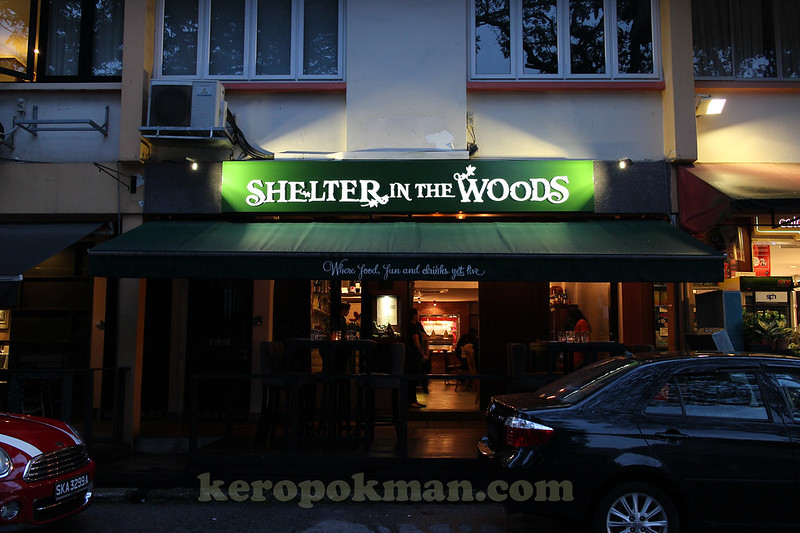 Shelter In The Woods @ Greenwood Ave