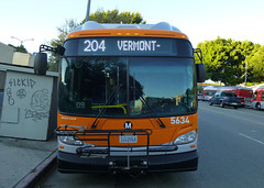 LACMTA 5634_204 Vermont & Barnsdall - Front view