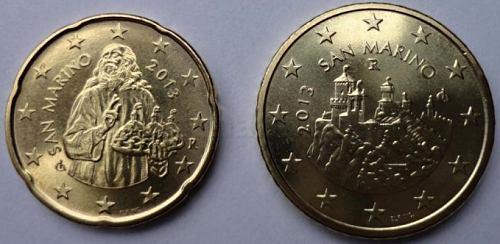 50 eurocentov San Marino 2013