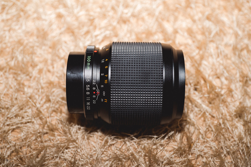 Yashica ML 100mm f3 5 macro, thoughts? - FM Forums
