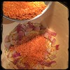 #CucinaDelloZio - #Homemade #Eggplant & #RedLentils - red lentils