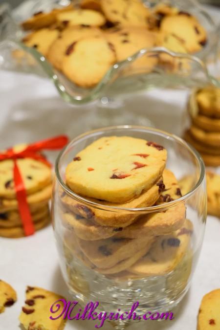 Bánh quy - dâu - 10