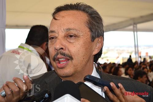 El delegado del Instituto Mexicano del Seguro Social (IMSS) en San Luis Potosí, José Sigona Torres dijo desconocer