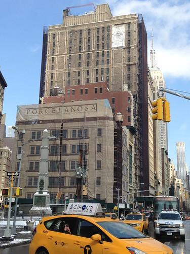 Commodore Criterion, NYC. Nueva York