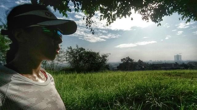 Running in Manila
