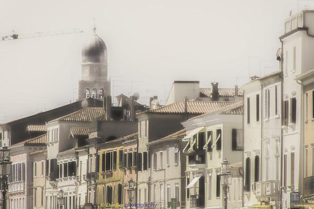 Chioggia - The Little Venice - Under midday sun