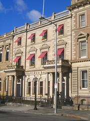 Former Savings Bank of Tasmania, Murray Street, Hobart