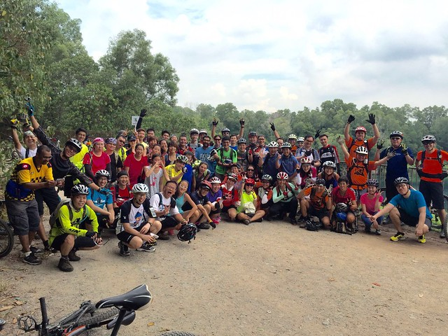 Basic Mountain-biking course by Mountain Bike Association