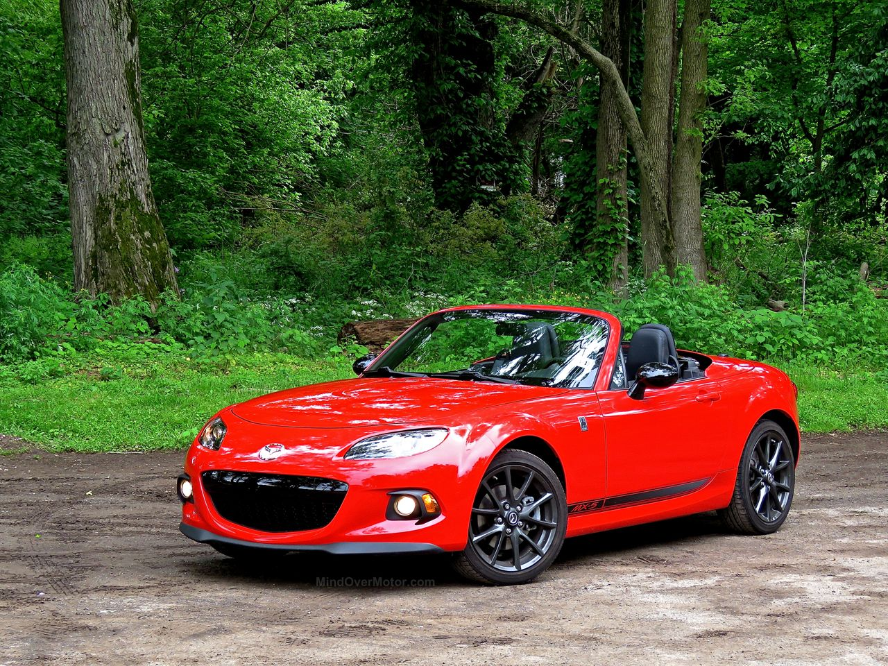 Mazda NC Miata Club Edition 1