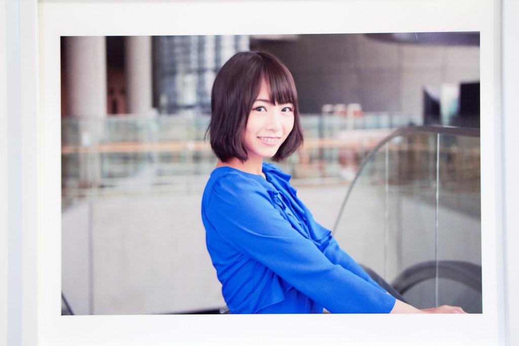 """Nogizaka46 2nd Album """"Sorezore no Isu"""" Promotional Event """"Nogiten"""" at Shibuya Tsutaya: Kitano Hinako"""