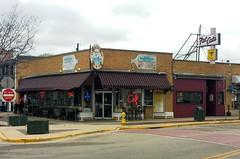 Corner of Wrigley Dr. & Broad St.