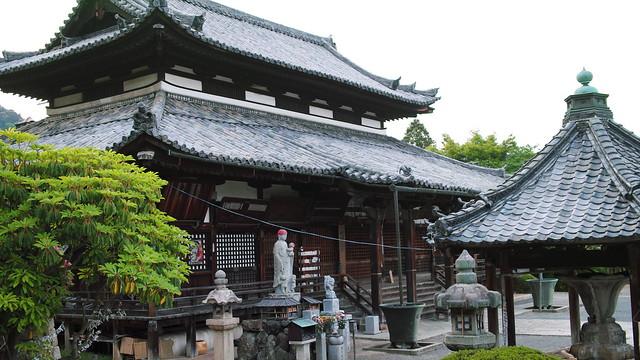 三井寺観音堂