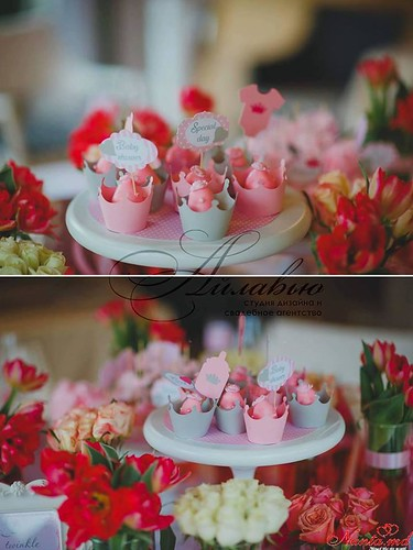 Agenția de organizare a sărbătorilor - «Айлавью» > Baby Shower