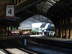 Platform 4, Bristol Temple Meads
