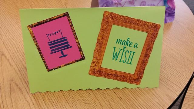 card 2 May class