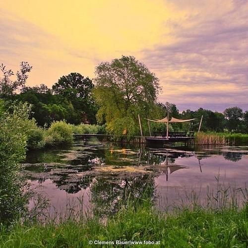 Malerischer Sonnenuntergang ... mehr auf www.fobo.at