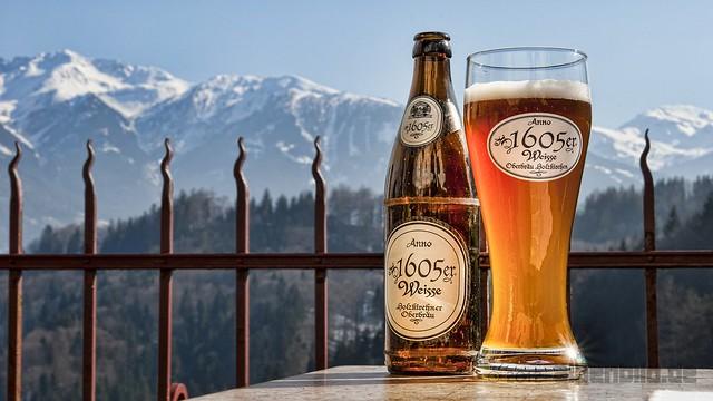 Deutsches Bier - ein Prosit der Gemütlichkeit