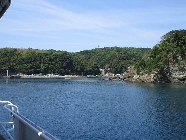 Approaching Odonari Port, Canon POWERSHOT ELPH 170 IS