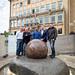 2016_06_30 réfection fontaine de boule - Kugelbrunnen