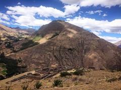 Pisaq ruins in the Sacred Valley, Peru