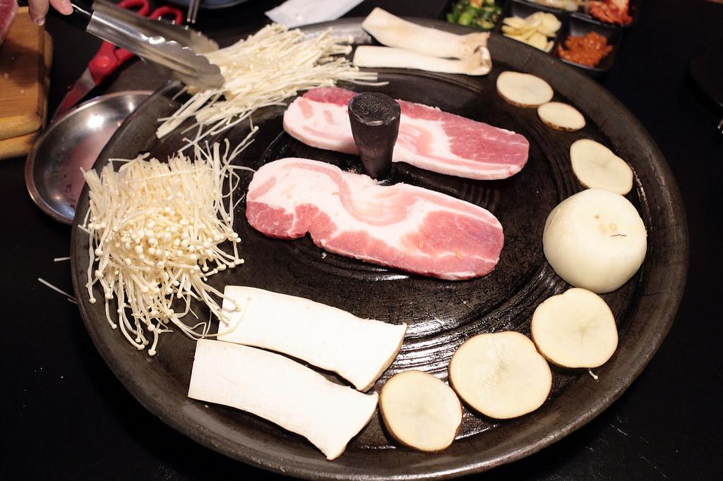 20160610萬華-三角三韓國烤肉 (25)