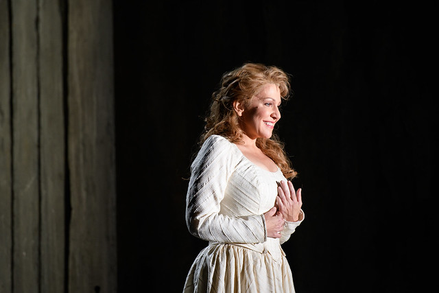 Joyce DiDonato as Charlotte in Werther, Royal Opera House © 2016 ROH. Photograph by Bill Cooper