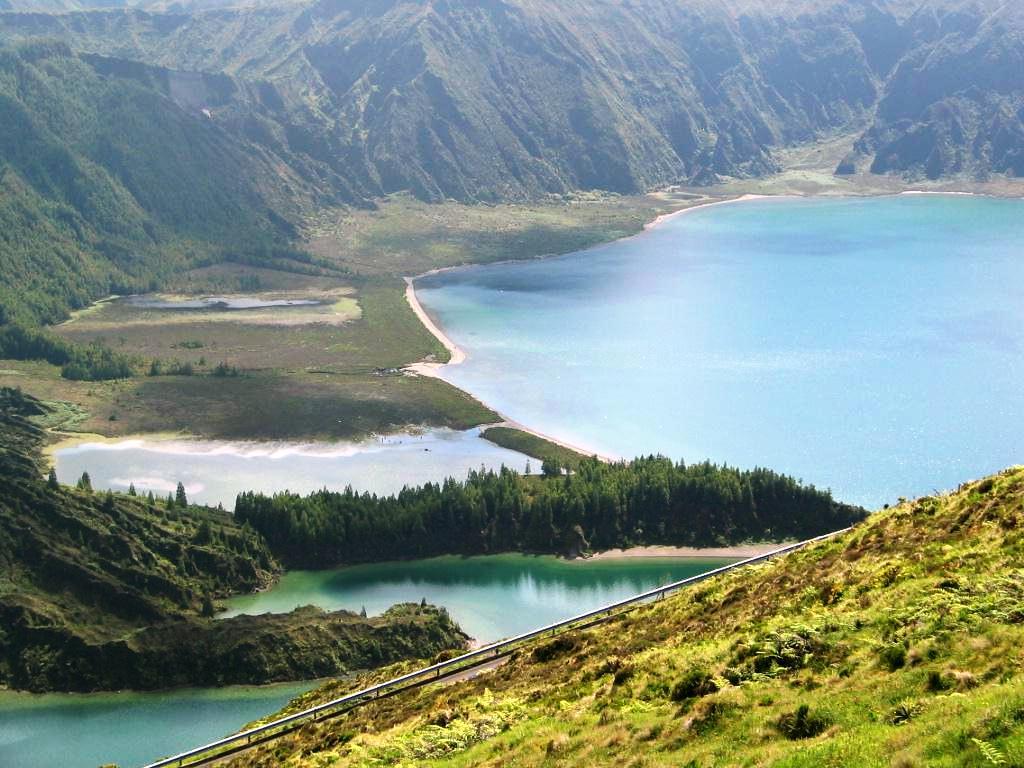 Lagoon of Fire (Lagoa do Fogo)-Sao Miguel Island - Azores
