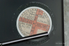 Land Rover Tax Disk